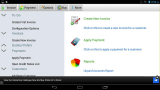 Express Invoice Free for Android screenshot