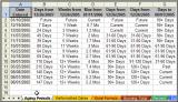 EZ-Calc for Microsoft Excel screenshot
