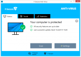 F-Secure Anti-Virus screenshot