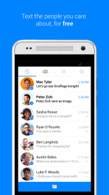 Facebook Messenger for Android screenshot