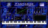 Fantasize Soundfont Player VSTi screenshot