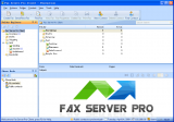 Fax Server Pro screenshot