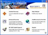 FinalRecovery File Undelete Utility screenshot