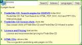 FindinSite-CD screenshot
