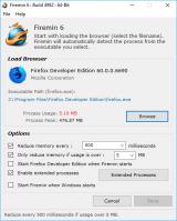 Firemin Portable screenshot