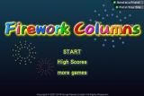 Firework Columns screenshot