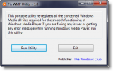 Fix WMP Utility screenshot