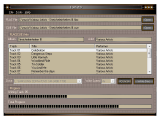 Flac2CD screenshot
