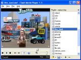 Flash Movie Player screenshot