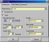 Flash Screensaver Maker screenshot