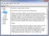 Flashnote screenshot