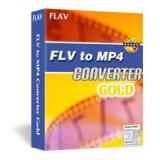 FLAV FLV to MP4 Converter screenshot
