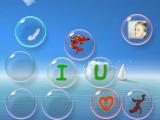 Flow Bubbles screensaver screenshot