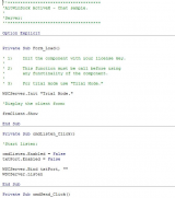 FocusWriter screenshot