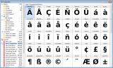 FontCreator Home Edition screenshot