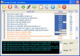 Forum Proxy Leecher screenshot