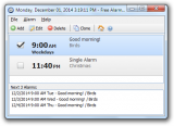 Free Alarm Clock screenshot