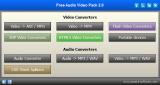 Free Audio Video Pack screenshot