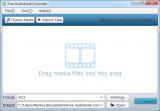 Free Audiobook Converter screenshot