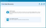 Free Data Recovery screenshot