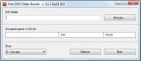 Free DVD Video Burner screenshot