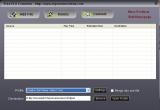 Free FLV to AVI Converter screenshot
