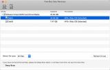 Free Mac Data Recovery screenshot