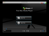Free Mac Media Player screenshot