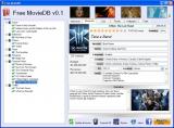 Free MovieDB screenshot