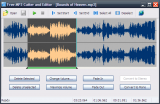 Free MP3 Cutter and Editor Portable screenshot