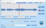 Free MP3 Cutter Joiner screenshot