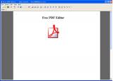 Free PDF Editor screenshot