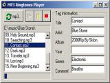 Free Ringtones Player screenshot