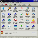 Free Uninstaller screenshot