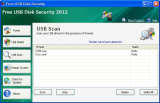 Free USB Disk Security screenshot
