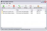 Free Video To Audio Converter screenshot