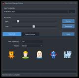 Free Voice Changer Deluxe screenshot