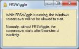 FRSWiggle screenshot