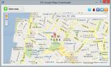 FSS Google Maps Downloader screenshot