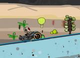 Funky Biker screenshot