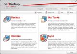 GFI MAX Backup screenshot