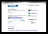 Ghostery for Firefox screenshot