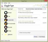 GiggleType screenshot