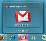 Gmail Notifier Plus screenshot