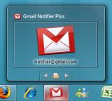 Gmail Notifier Plus screenshot
