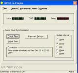 Gong! screenshot