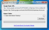 Google Book Downloader screenshot