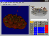 GraphCalc screenshot