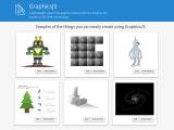 GraphicsJS screenshot
