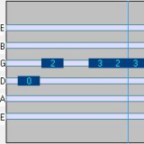 Guitar Tab Reader screenshot